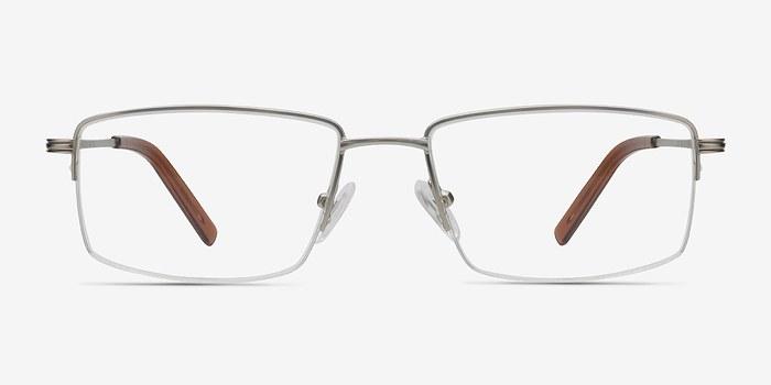 Silver System -  Metal Eyeglasses