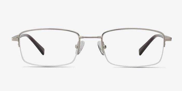 Silver Motley -  Metal Eyeglasses