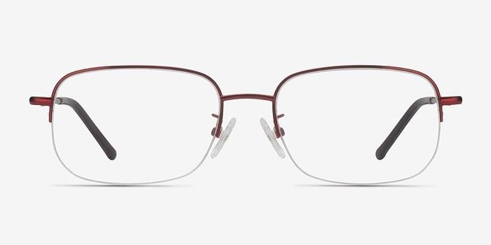 Red Munroe -  Metal Eyeglasses