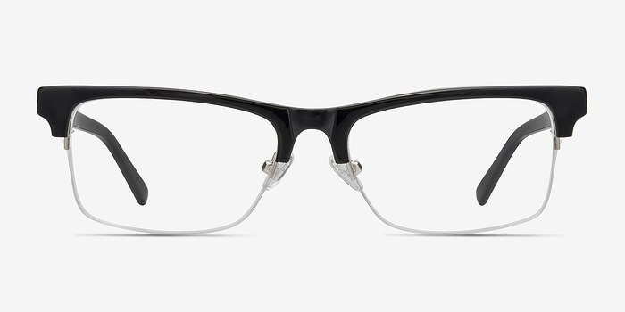 Black Onyx -  Acetate Eyeglasses