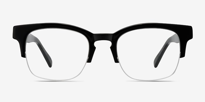 Black Luxe -  Acetate Eyeglasses
