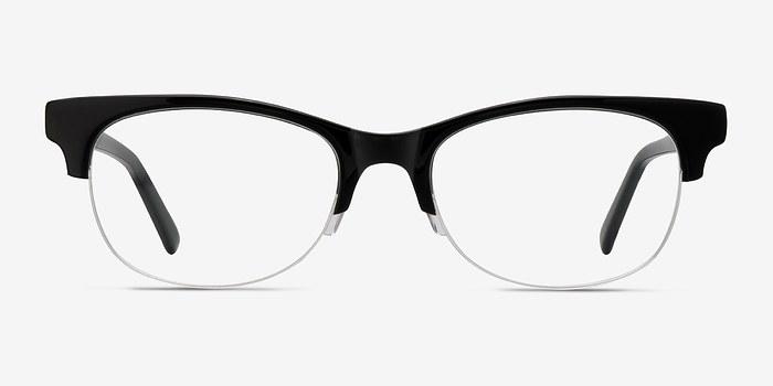 Black Luna -  Acetate Eyeglasses