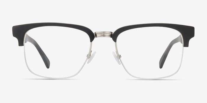Matte Black Phonic -  Acetate Eyeglasses
