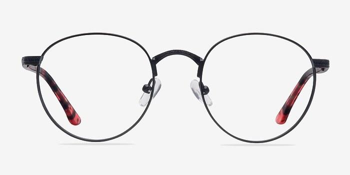 Black  Fitzgerald -  Classic Metal Eyeglasses