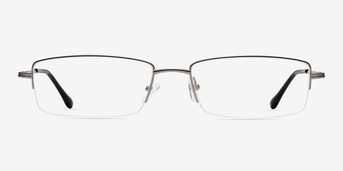 Gunmetal Minneapolis -  Fashion Metal Eyeglasses