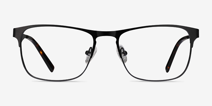 Black Bethnal Green -  Metal Eyeglasses