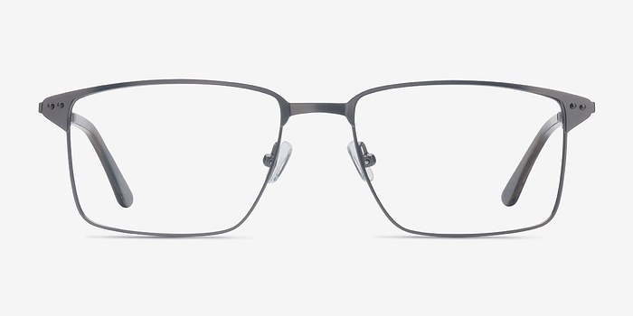 Gunmetal Absolute -  Metal Eyeglasses