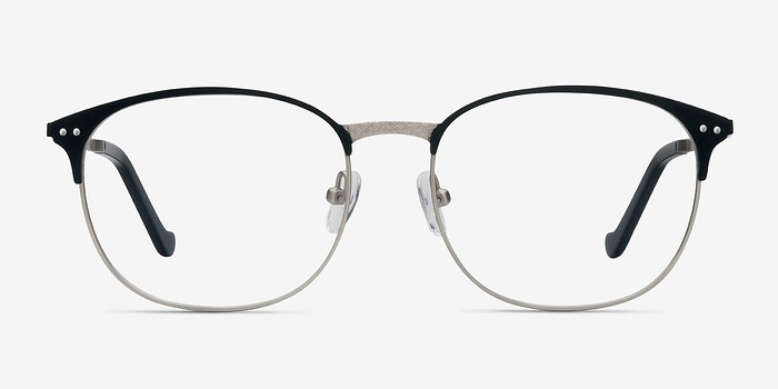 Black Phenomena -  Metal Eyeglasses
