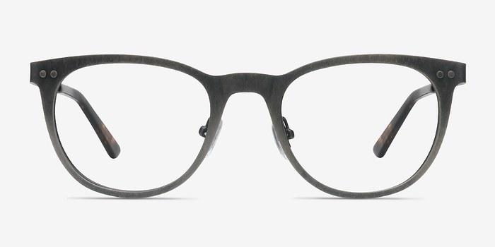 Stainless Steel/Tortoise Lyrics -  Metal Eyeglasses