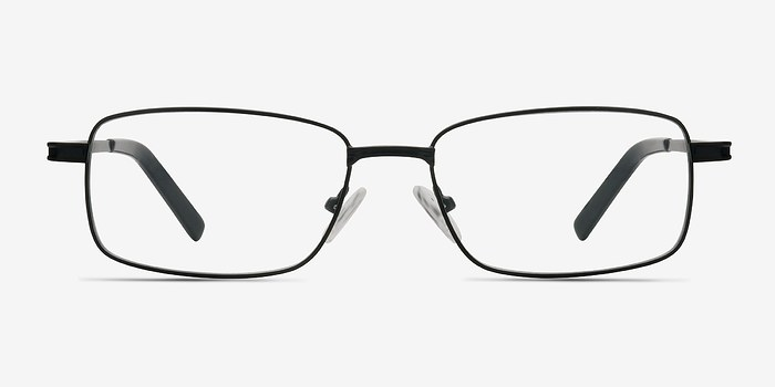 Black Triality -  Metal Eyeglasses