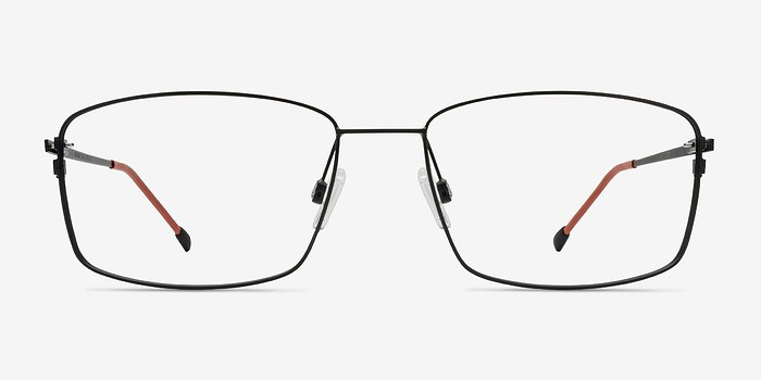 Black Balance -  Metal Eyeglasses