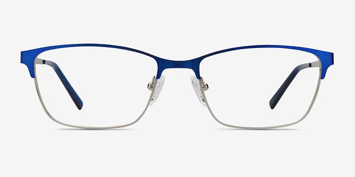 Blue Cascade -  Metal Eyeglasses