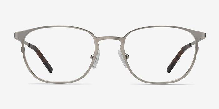 Silver Plateau M -  Metal Eyeglasses