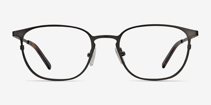 Gunmetal Plateau M -  Metal Eyeglasses