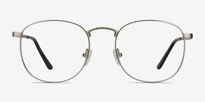 Silver St Michel -  Metal Eyeglasses