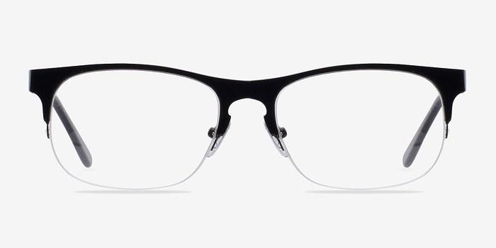 Black Farley -  Metal Eyeglasses