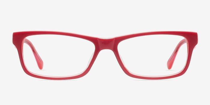 Red Zmeinogorsk -  Colorful Acetate Eyeglasses