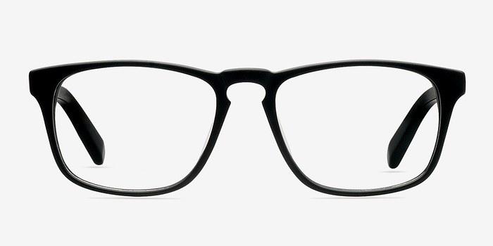 Matte Black Rhode Island -  Fashion Acetate Eyeglasses