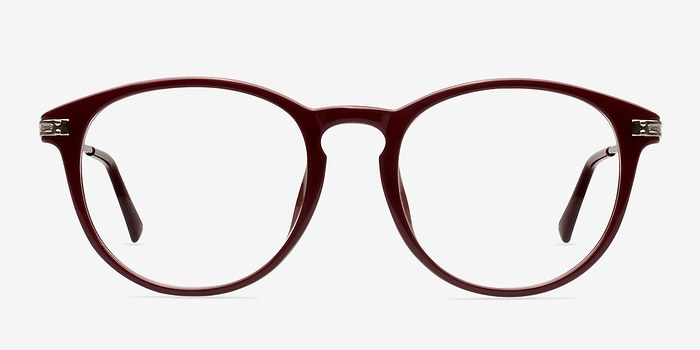 Red Muse -  Fashion Plastic Eyeglasses
