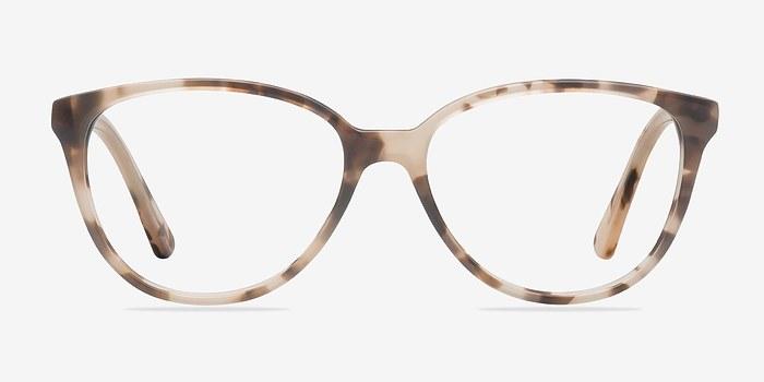 Ivory/Tortoise Hepburn -  Classic Acetate Eyeglasses