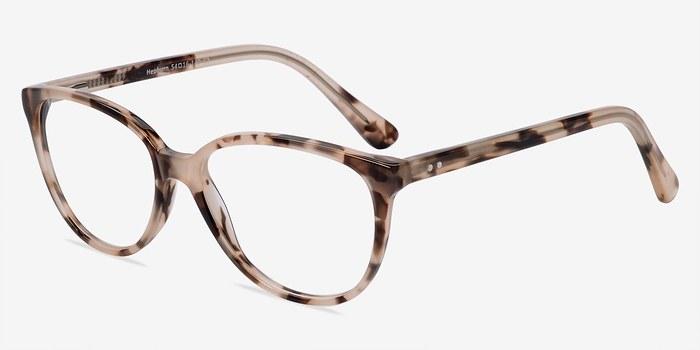 EyeBuyDirect Hepburn Ivory-Tortoise Women Acetate Eyeglasses