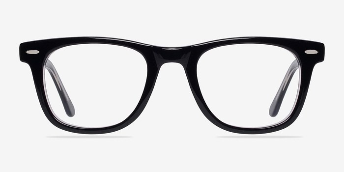 Black  Blizzard -  Fashion Acetate Eyeglasses