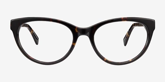 Tortoise Her -  Classic Acetate Eyeglasses