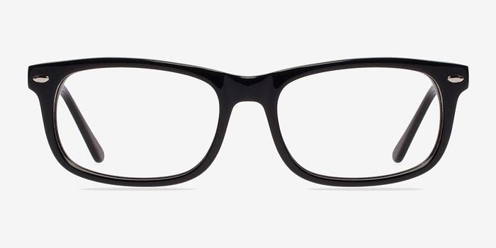 Black Birmingham -  Classic Acetate Eyeglasses