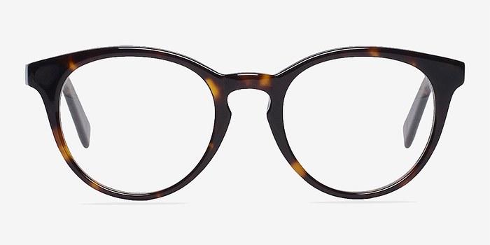 Tortoise Stanford -  Classic Acetate Eyeglasses