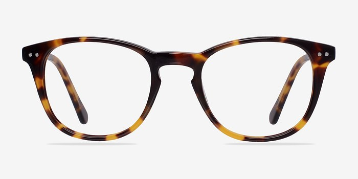 Tortoise New Day -  Geek Acetate Eyeglasses