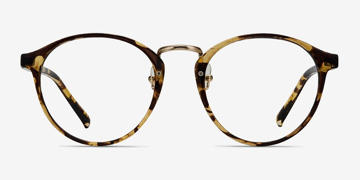 Tortoise Chillax -  Fashion Plastic Eyeglasses