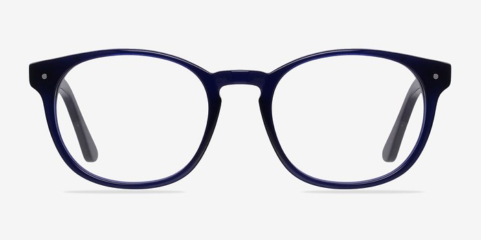 Navy Midnight -  Fashion Acetate Eyeglasses