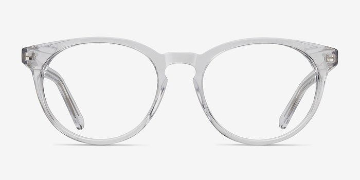 clearwhite morning fashion acetate eyeglasses