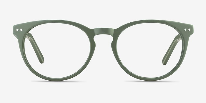 Green Morning -  Fashion Acetate Eyeglasses