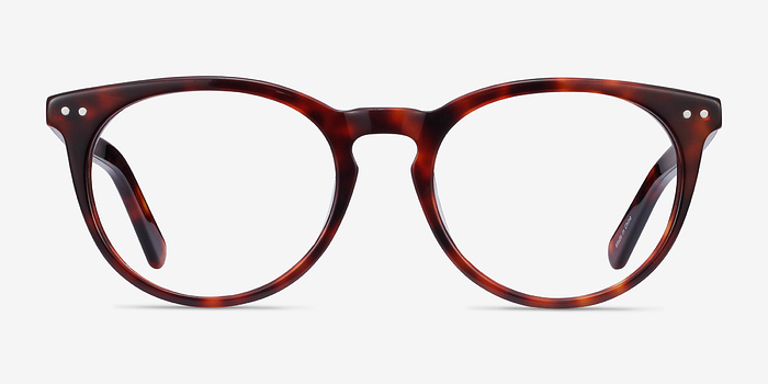 Tortoise Morning -  Fashion Acetate Eyeglasses