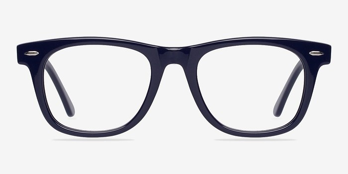 Navy Blizzard -  Geek Acetate Eyeglasses