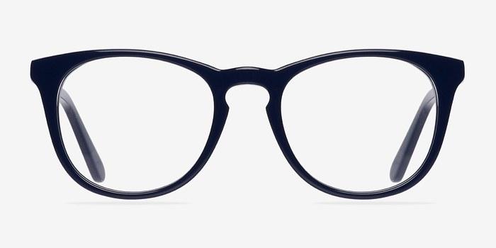 Navy Providence -  Classic Acetate Eyeglasses