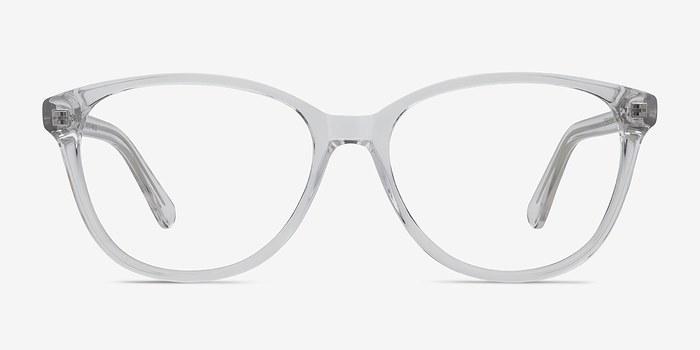 clearwhite hepburn fashion acetate eyeglasses