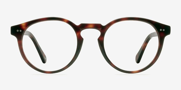 Warm Tortoise Theory -  Geek Acetate Eyeglasses