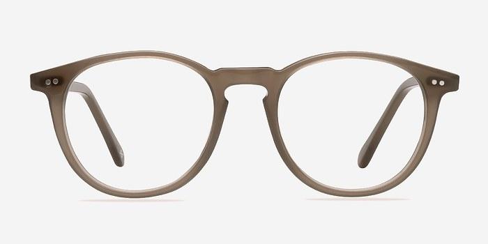Taupe Prism -  Geek Acetate Eyeglasses