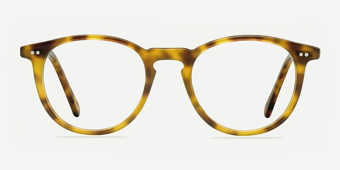 Prism Blonde Tortoise Women Acetate Eyeglasses ...
