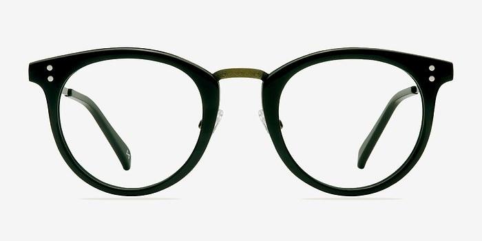 Charcoal Nostalgia -  Geek Acetate Eyeglasses