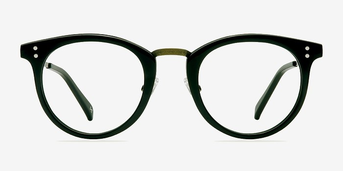 Charcoal Nostalgia -  Geek Acetate Eyeglasses