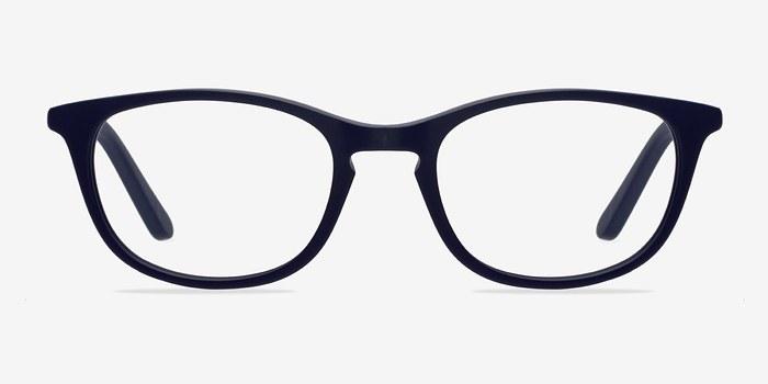 Navy Valentin -  Fashion Acetate Eyeglasses