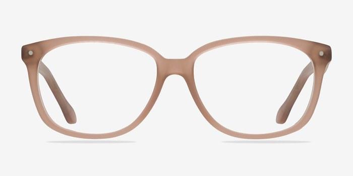 Matte Brown Escapee -  Fashion Acetate Eyeglasses