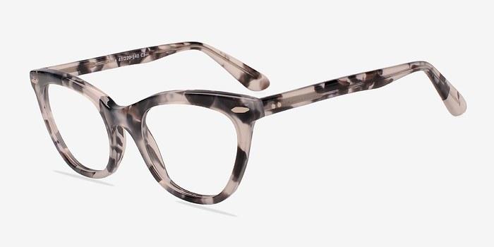 EyeBuyDirect Ellie Gray Women Acetate Eyeglasses