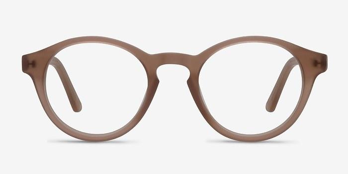 Matte Brown  Dreamy -  Geek Acetate Eyeglasses