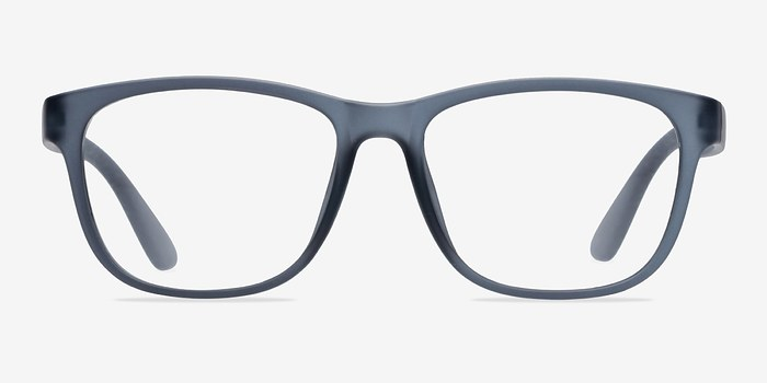 Matte Gray Milo -  Fashion Plastic Eyeglasses