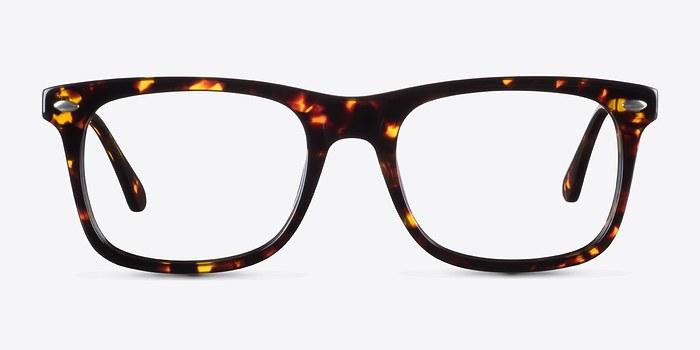 Tortoise Sam -  Geek Acetate Eyeglasses