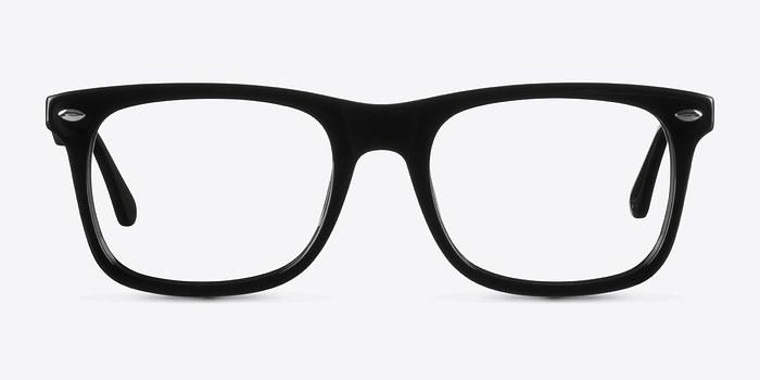 Black Sam M -  Acetate Eyeglasses